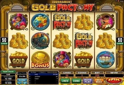 All that Glitters is Gold this March at Crazy Vegas Casino