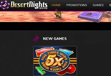 New Games for Slots Capital, Desert Nights, Sloto'Cash and More