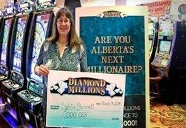 $1M Jackpot Win in Canadian Casino