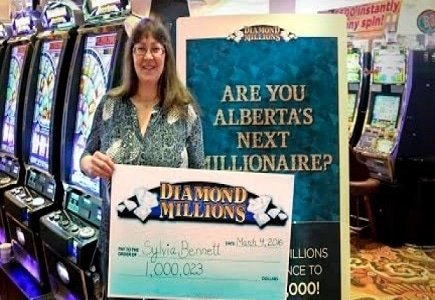 $1M Jackpot Win in Canadian Casino