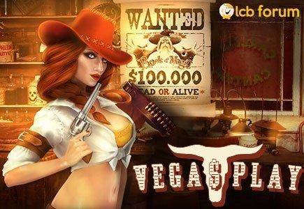 New Forum Rep for VegasPlay Casino