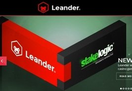 Leander Become First 3rd Party Distributor of StakeLogic Games