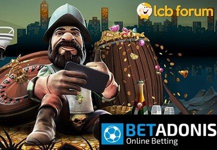 BetAdonis Casino New Rep on LCB forum