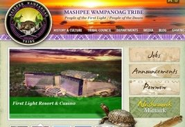 Massachusetts-Based Mashpee Wampanog Tribe to Launch $1 Billion Casino Project