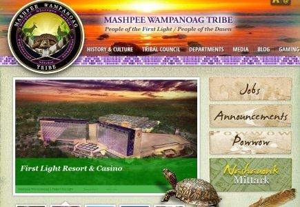 Massachusetts-Based Mashpee Wampanog Tribe to Launch $1 Billion Casino Project