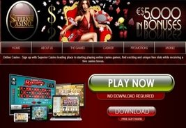 Superior Casino Opens Up to US Players