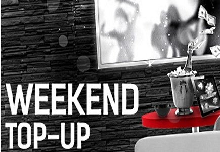 Top Up on Weekends with RedBet