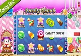 XIN Gaming Introduces Candy Quest