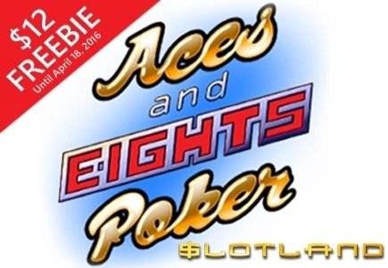 Aces and Eights Launches with Freebies at Slotland