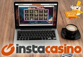 Instacasino - The Site of the Month