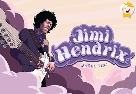 Jimi Hendrix Slot Goes Live on GDay and 21Prive