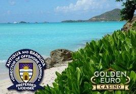 Golden Euro Casino Now Licensed in Antigua
