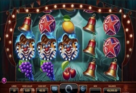 Yggdrasil Gaming Launches Wicked Circus