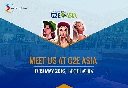 Endorphina to Take Twerk to G2E Asia in May