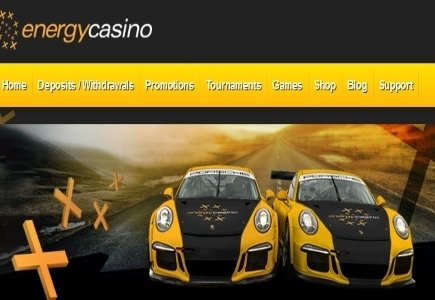 EnergyCasino to Sponsor Team Jocke Mangs for the Porsche Carrera Cup Scandinavia
