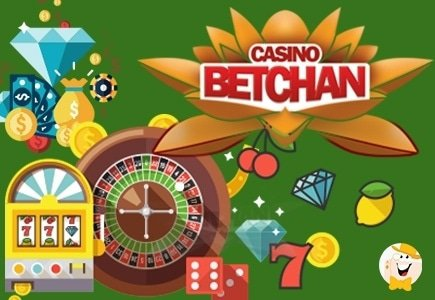 The New BetChan casino rep has joined the LCB forum