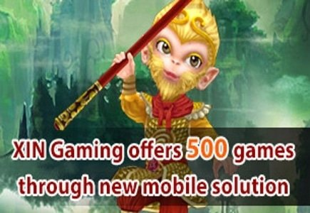 XIN Gaming Launches New Mobile Solution