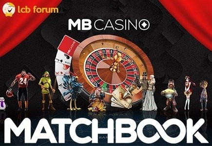 A new casino rep has joined LCB forum representing Matchbook casino