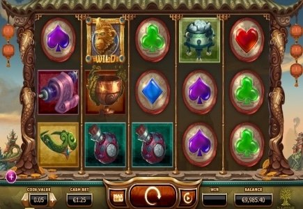 Yggdrasil's Monkey King Slot Goes Live