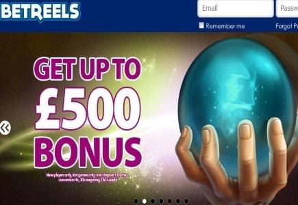 New UK Licensed Online Casino: BetReels