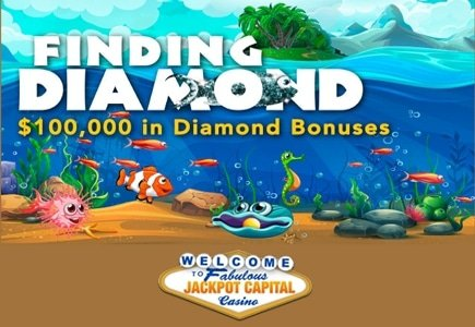 $100K Reward for Finding Jackpot Capital's Missing Fish