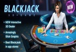 3D Blackjack Sees its KamaGames Debut