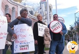 Atlantic City Casino Workers Threaten Strike Against Five Local Casinos