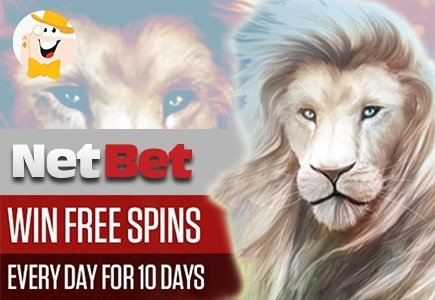 NetBet Vegas Offers Free Spins on Bai Shi Slot by Playtech