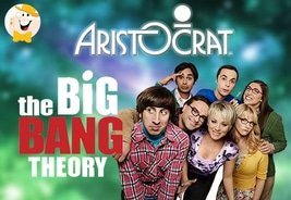Aristocrat Launches Brand New 'The Big Bang Theory Jackpot Multiverse' Slot