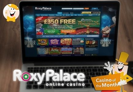 Roxy Palace Named June's Site of the Month