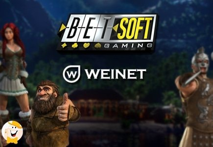 BetSoft Partners with Asia Weinet