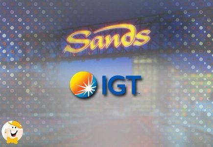IGT Installs Electronic Table Games in Sands Casino Resort Bethlehem