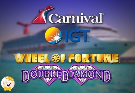 Carnival Cruise Line to Offer IGT's Wheel of Fortune
