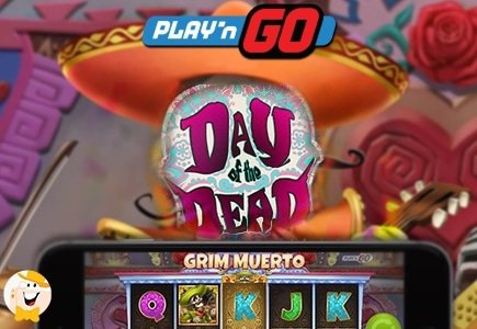 Play'nGO Launches New Grim Muerto Slot