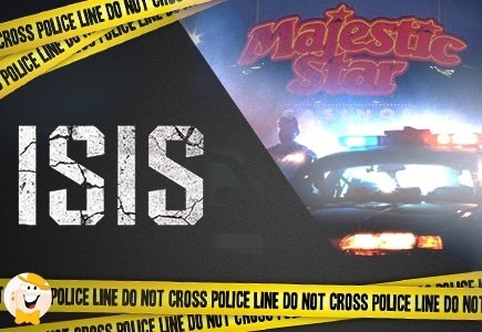 Proclaiming ISIS Affiliation Gets Indiana Man Arrested at Majestic Star Casino