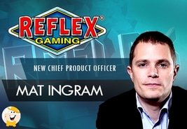 New Chief Product Officer for Reflex Gaming