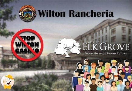 Mysterious Protect Elk Grove Group Opposes Opening of Wilton Rancheria Gaming Facility