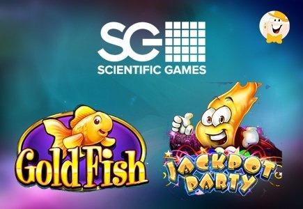 Recent Scientific Games Titles Prove Major Cross-Channel Appeal