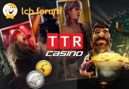 LCB's got a new TTR casino representative on its forum