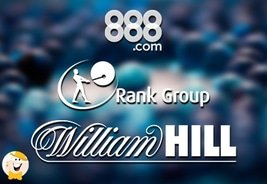 888 and Rank to Submit £3 Billion Joint Bid for William Hill?