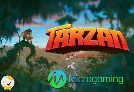 Players Can Expect to See Tarzan Slot from Microgaming this Year