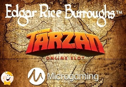Microgaming Obtains Rights to Tarzan and Plans to Launch a New Slot in Late 2016
