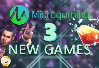 Microgaming to Launch Karaoke Party, Monkey Keno and Rabcat's Frozen Diamonds in August 2016