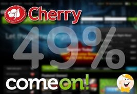Cherry Acquires Shares in ComeOn