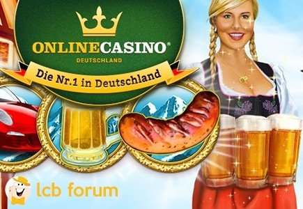 OnlineCasino Deutschland has registered its rep on the LCB forum