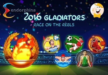 Sneak Preview of Endorphina's Olympic Themed Slot, 2016 Gladiators