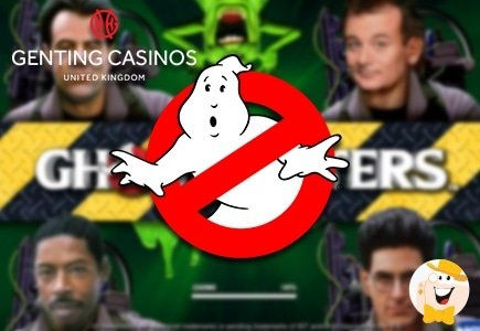 Ghostbusters Slot Busts Through the Doors of Genting Casino