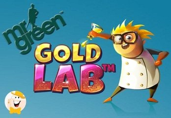Join a Scientist's Quest for Gold in Quickspin's Gold Lab Video Slot