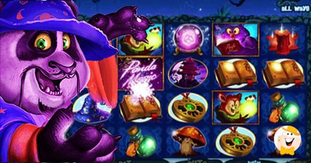 Slotastic Goes Live with Panda Magic Slot
