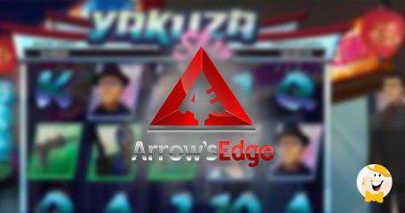Arrow's Edge Goes Live with Yakuza Slots
